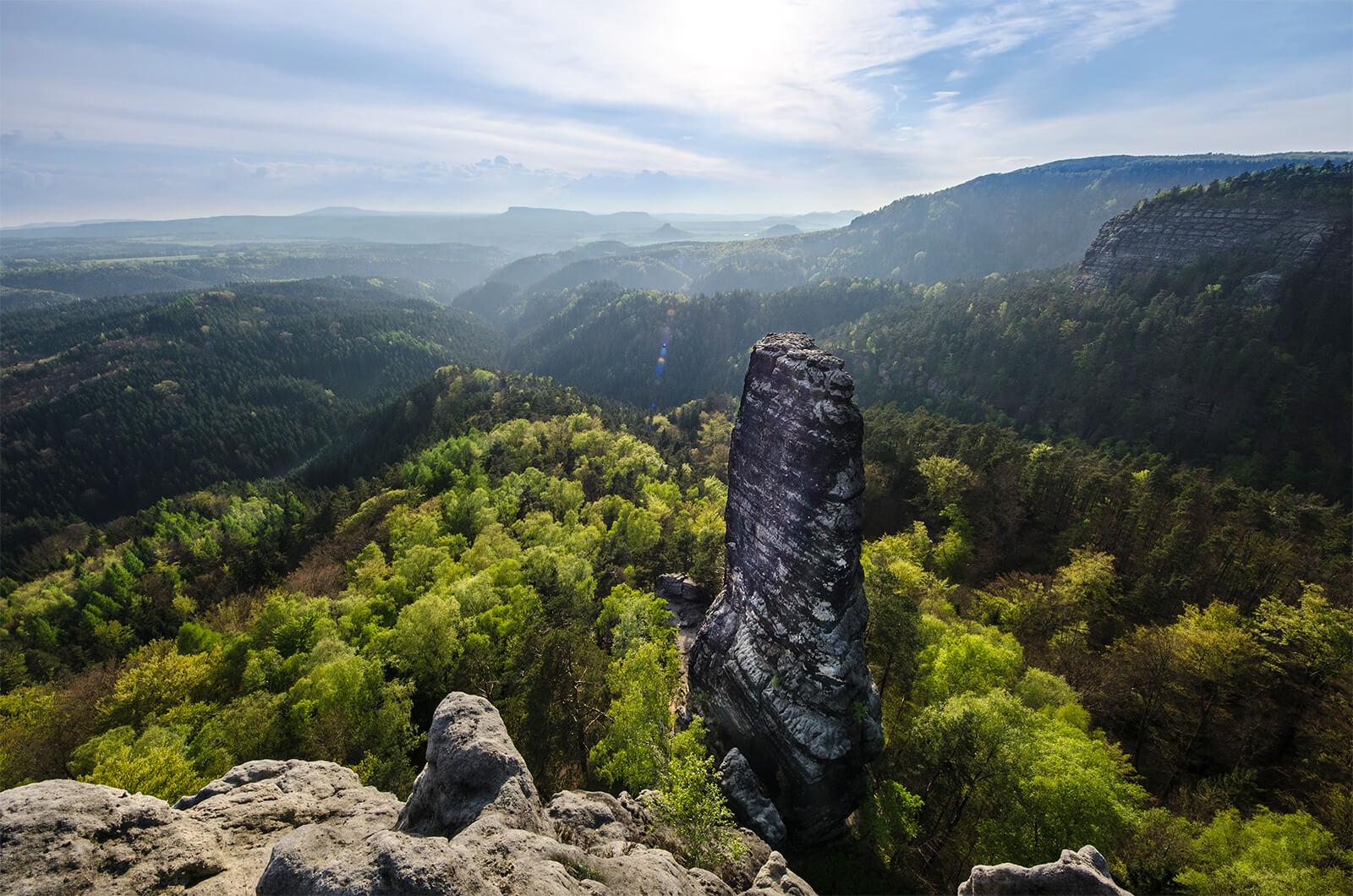 České Švýcarsko National Park