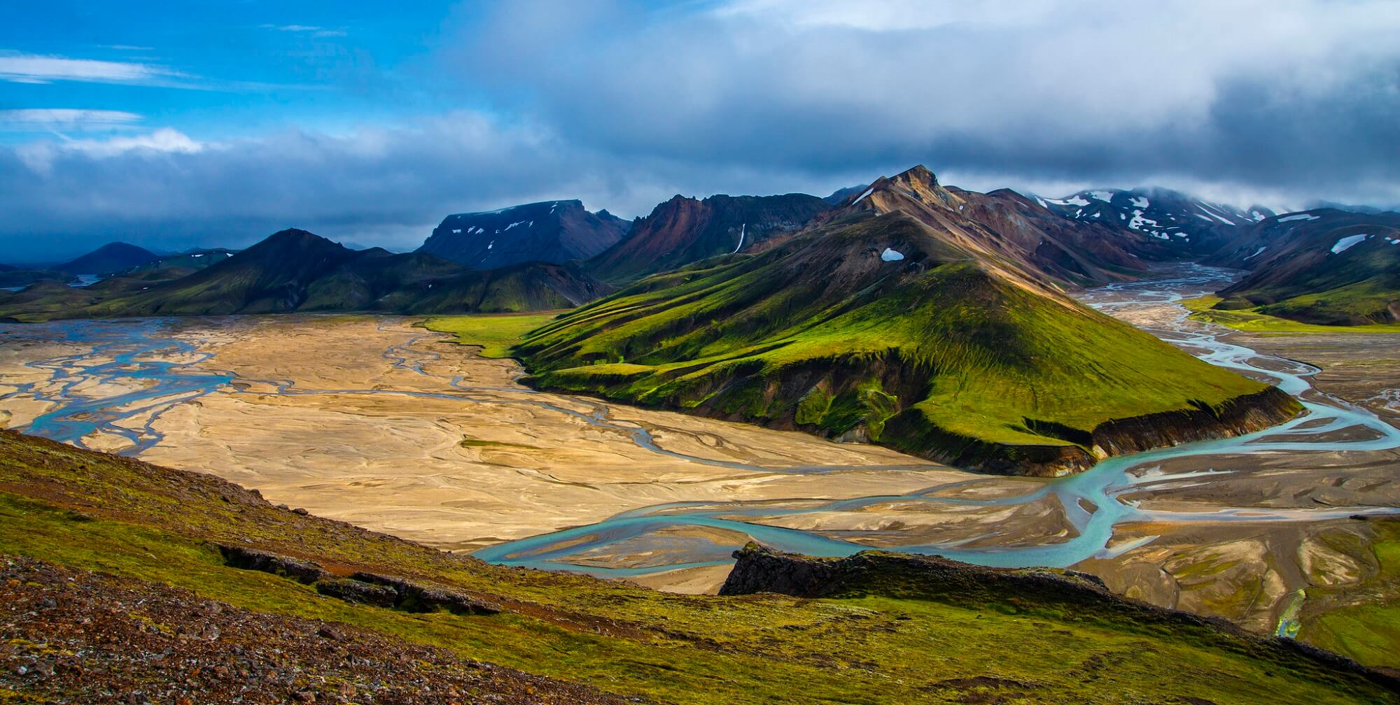 Getting To Landmannalaugar By Car